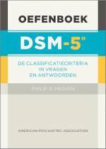 DSM-5: Oefenboek