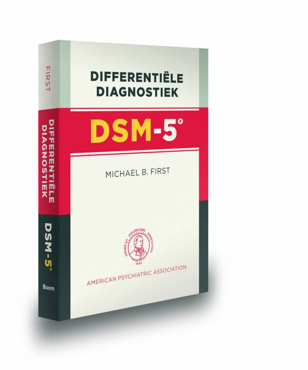 'DSM-5: Differentiële diagnostiek'
