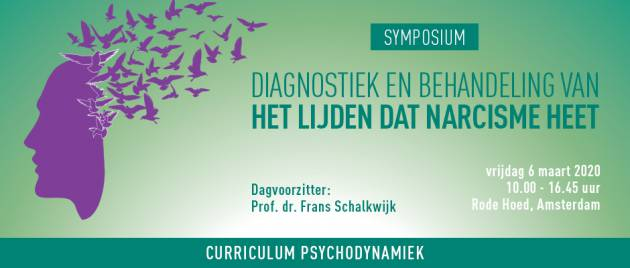 Symposium: Diagnostiek en behandeling van narcisme