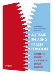 Autisme en ADHD in een persoon