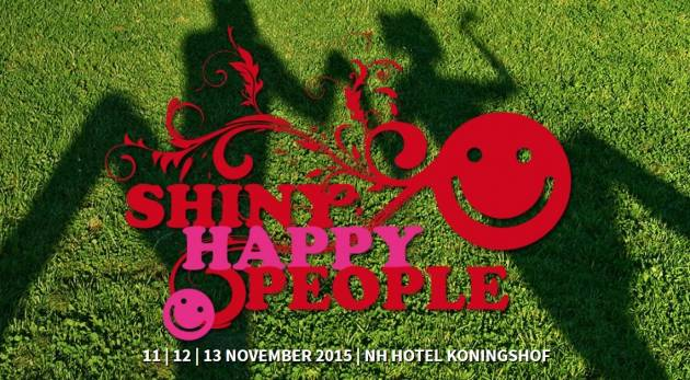 VGCt Najaarscongres 2015: Shiny Happy People